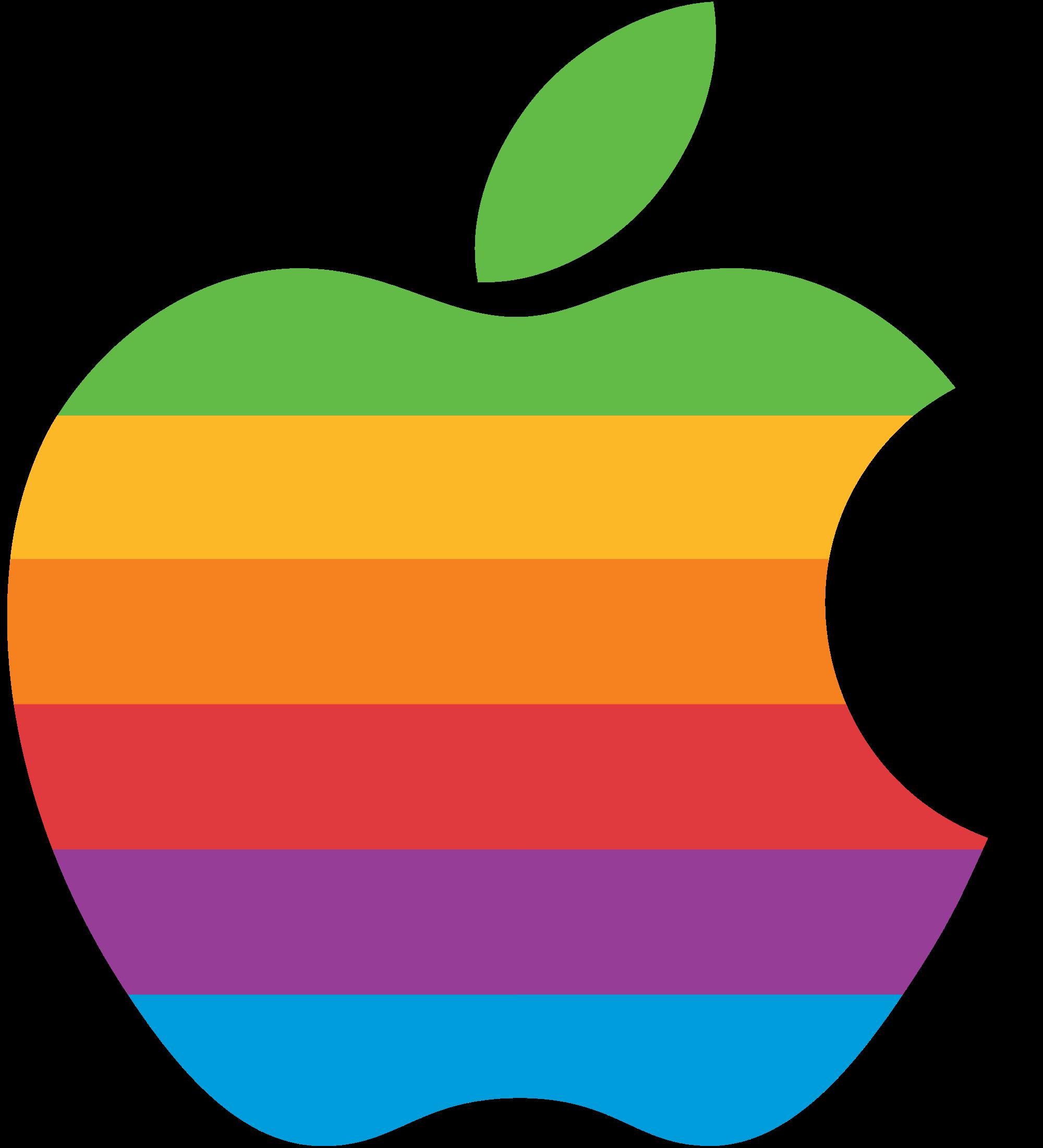 Apple Inc. clipart apple logo #13