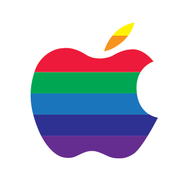 Apple Inc. clipart apple logo #11