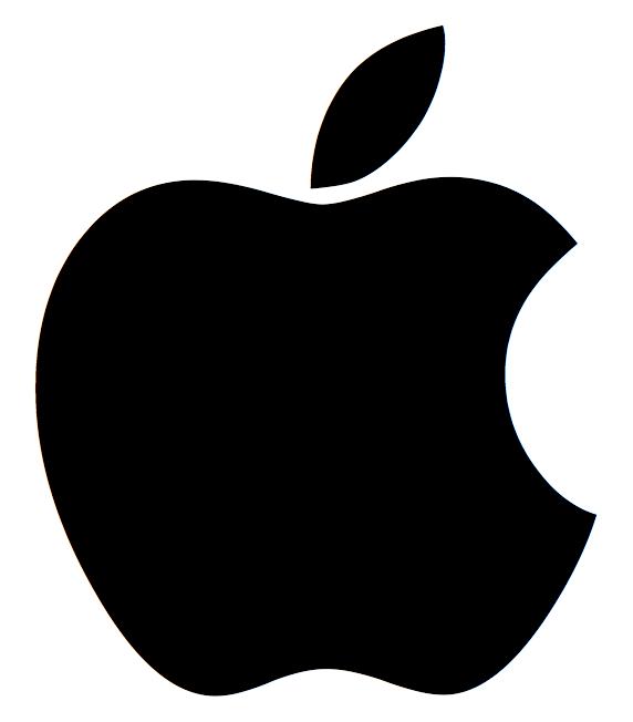 Apple Inc. clipart apple logo #2