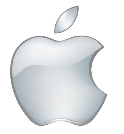 Apple Inc. clipart apple logo #1
