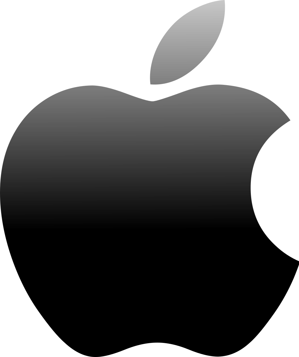 Apple Inc. clipart apple logo #6