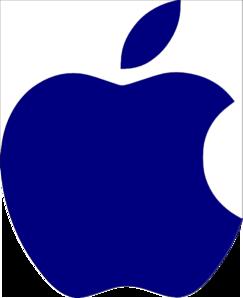 Apple clipart purple Clip Art Clip White at