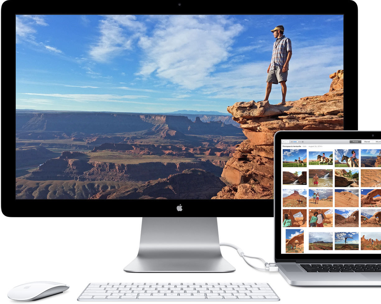 Apple Inc. clipart apple thunderbolt display How to Apple the new