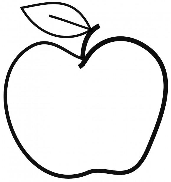 Black & White clipart apple White Black Art BBCpersian7 And
