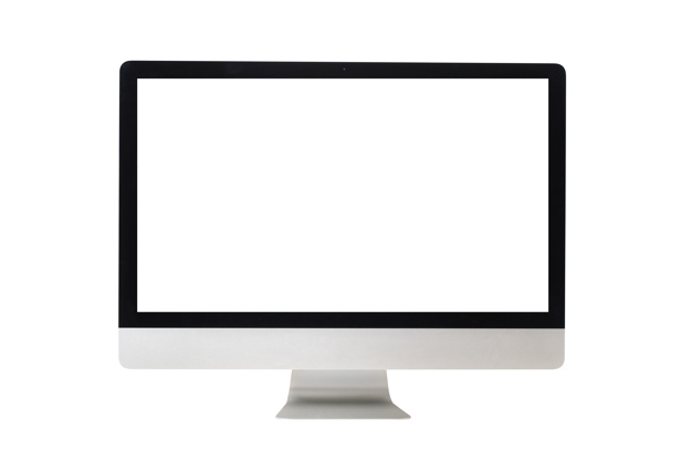 Apple Inc. clipart blank monitor 1 mockup Realistic 8 and