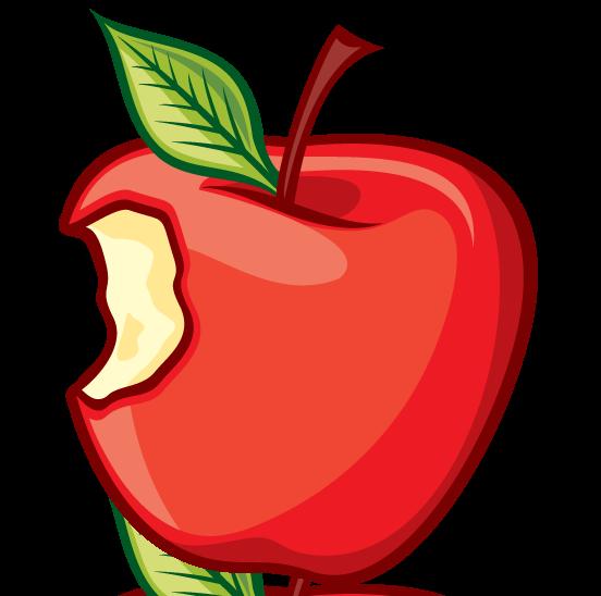 Apple Inc. clipart cartoon Cartoon Free  Art Art