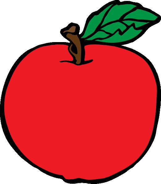 Apple Inc. clipart cartoon Apple Free  Art Art