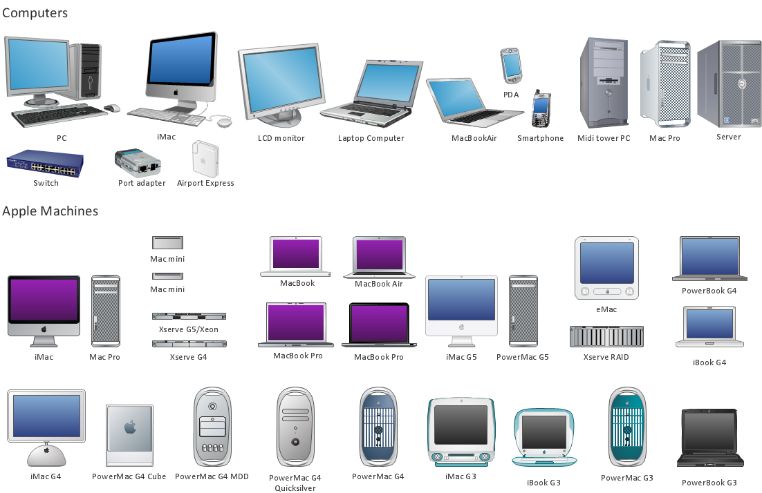 Apple Inc. clipart computer technology Computers and Design — Computers