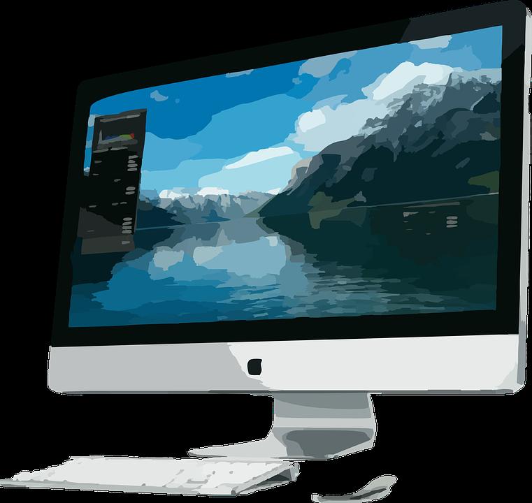 Apple Inc. clipart imac #8