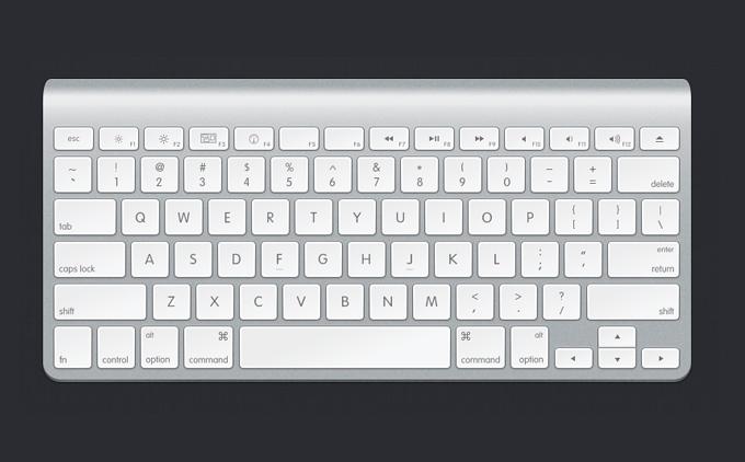 Drawn keyboard digital computer Mac keyboard clipart collections clipart
