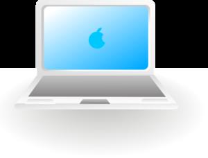 Macbook clipart apple laptop Apple clip Clip art online