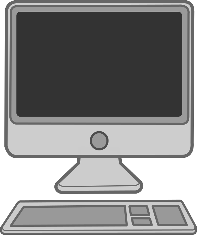 Apple Inc. clipart mac display #3