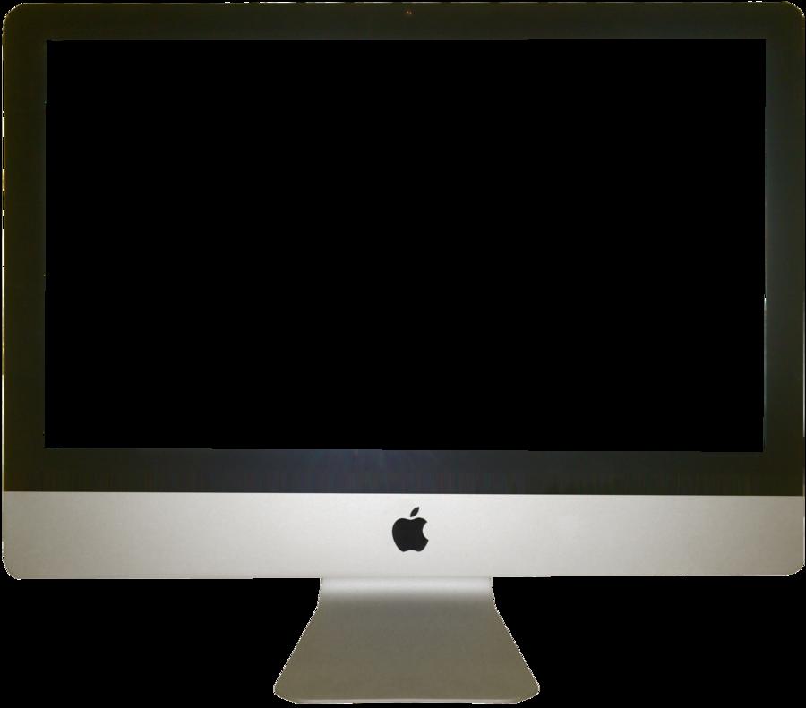 Display clipart mac computer Art Clipart Library Png Art
