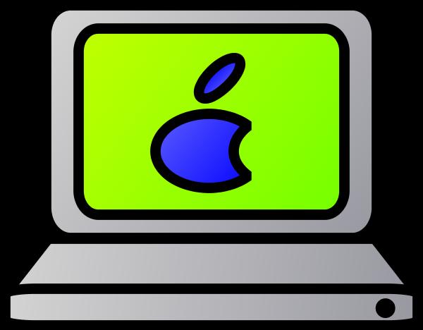 Macbook clipart apple laptop Apple Clipart Clipart Clip Art