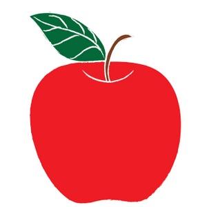 Apple clipart red apple Art Clipartix clip clipart images