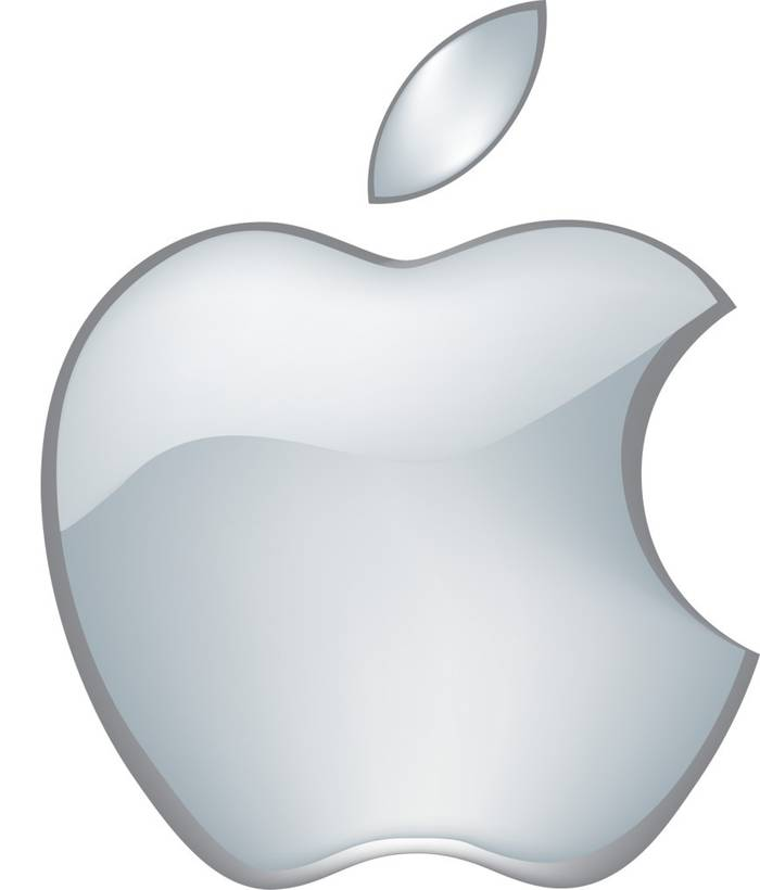 Apple Inc. clipart rainbow #5