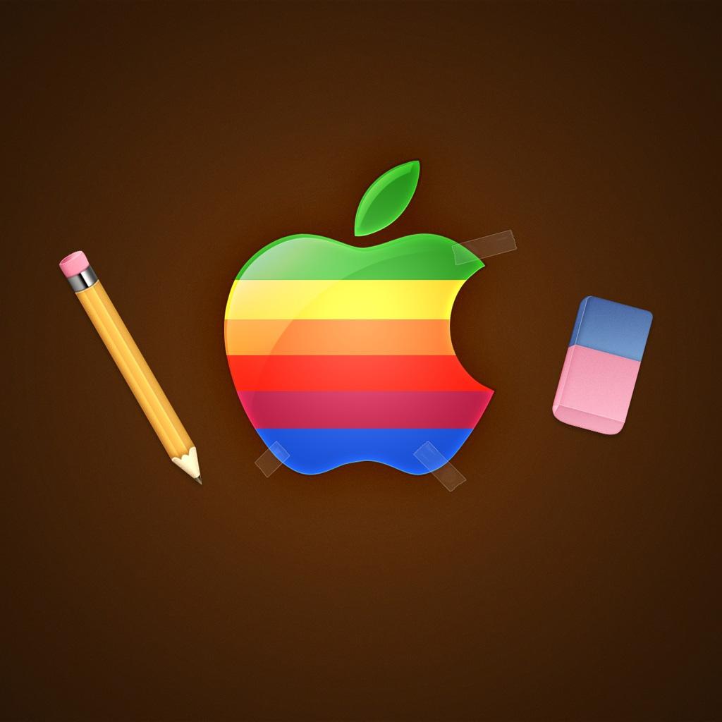 Apple Inc. clipart school technology #4