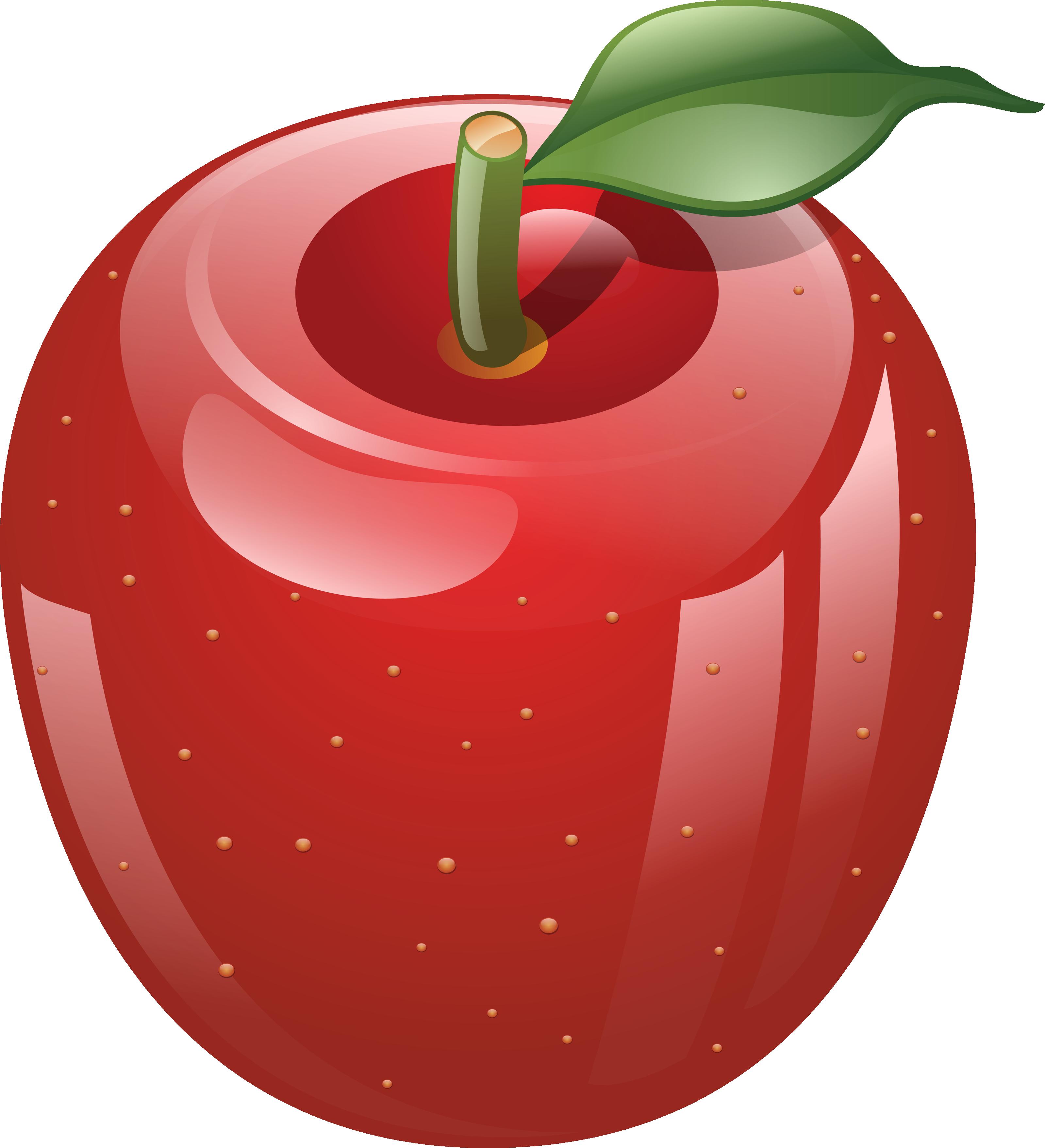 Dots clipart transparent apple Apple clipart Transparent apple png