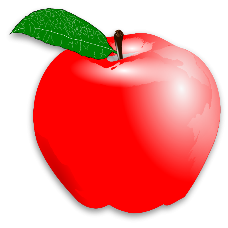 Apple clipart printable Border apple collection Clipart apple