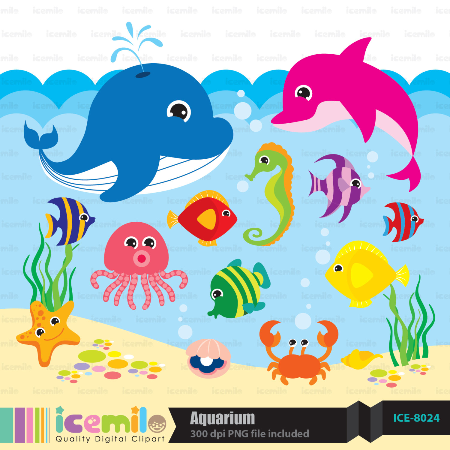 Aquarium clipart Aquarium Clipart of aquarium collection