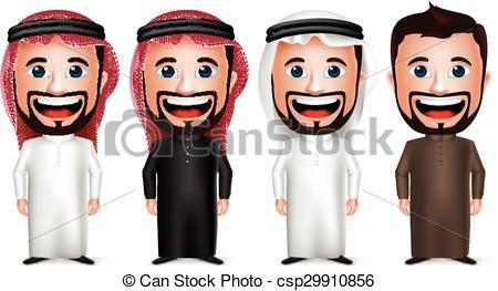 Arab clipart Arab 3D Character Character Clipart