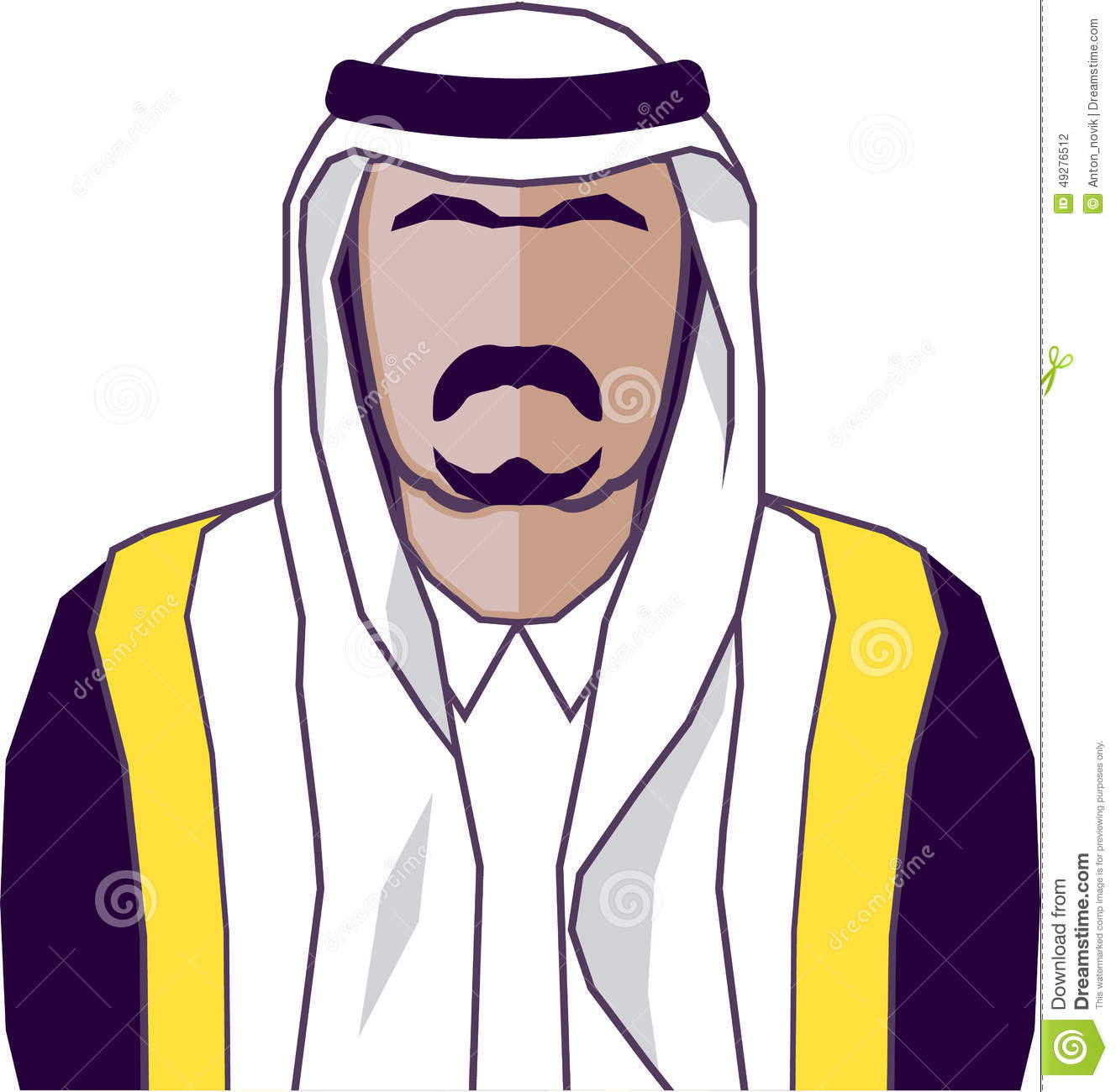 Arabian clipart arab person #8