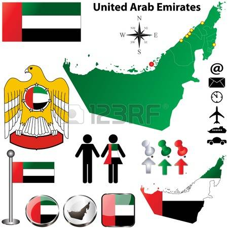 Arab clipart emirati #3