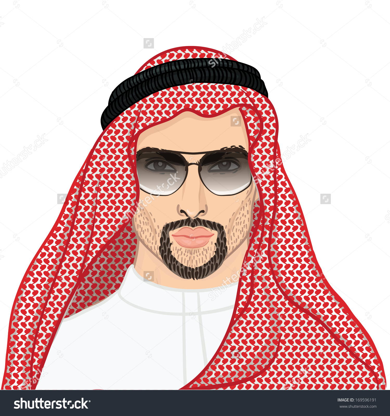 Arabian clipart arabic man #5