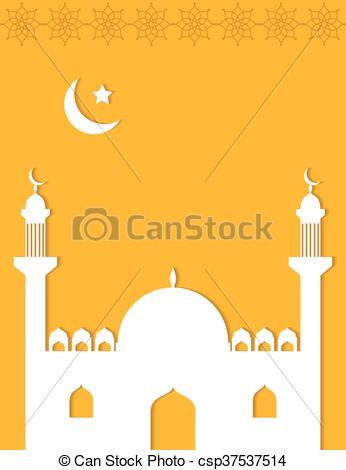Arch clipart arabian Clip background  Arabian background