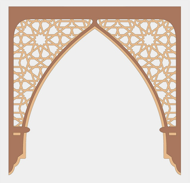 Arch clipart arabian Images islamic 36 architecture best