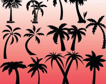 Palm art Digital Design Clipart