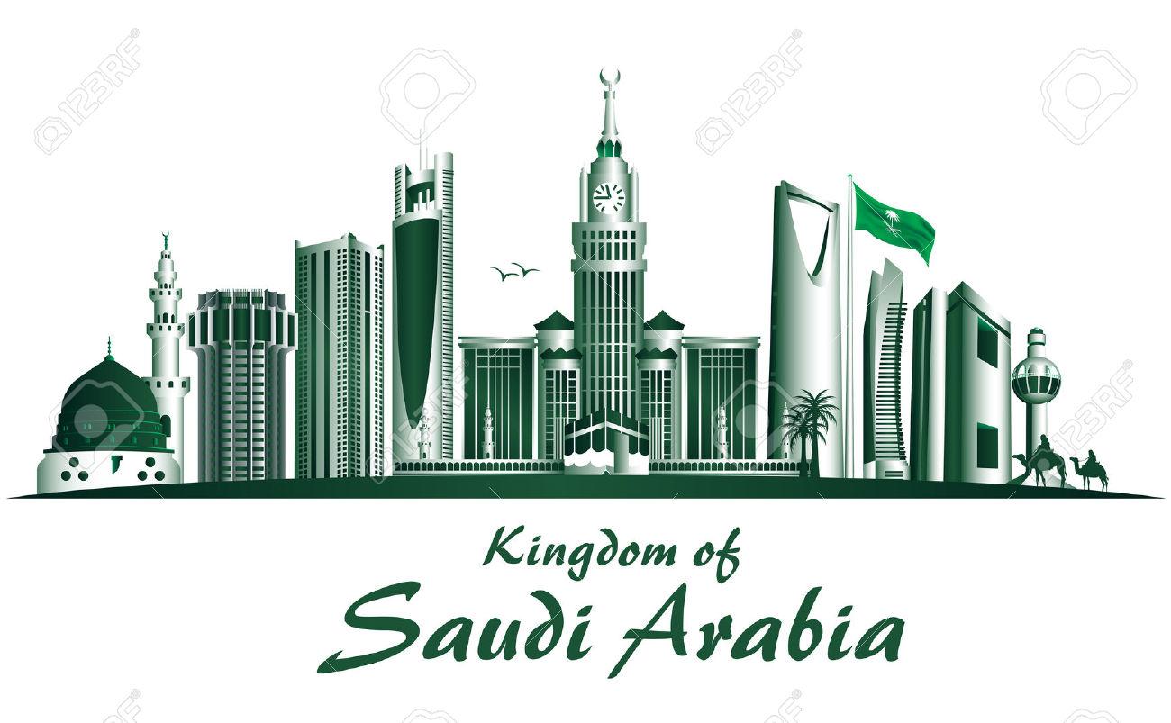 Arabian clipart skyline #2