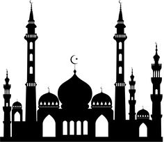 Arabien Nights clipart Download Silhouette Mosque arabian Creative