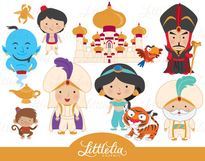 Arabien Nights clipart Night Aladdin clipart clipart this