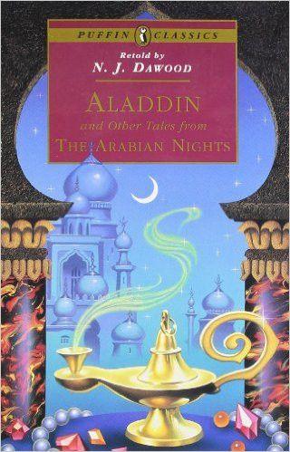 Arabien Nights clipart lampara #13