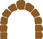Arch clipart #8