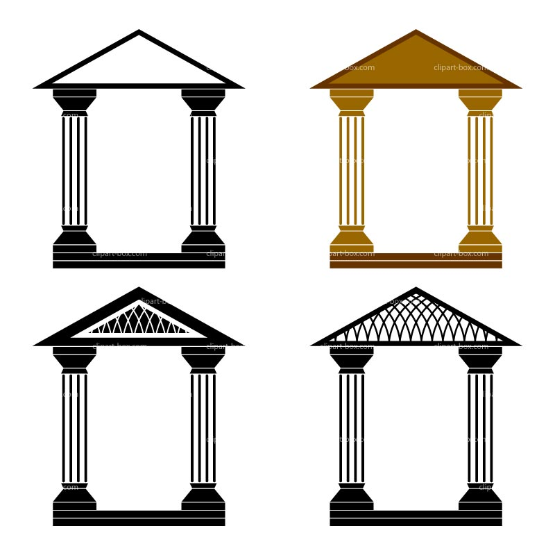 Arch clipart #13