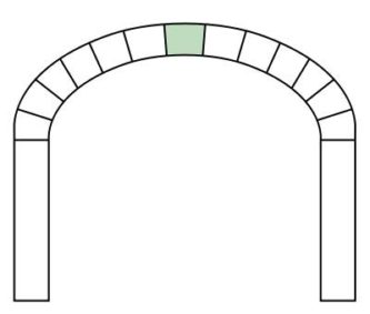Arch clipart #5