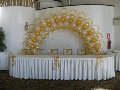 Arch clipart balloon decoration Balloon Table Backdrop York Arch