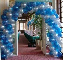 Arch clipart balloon decoration Balloon Simply Balloon Arch Ideas