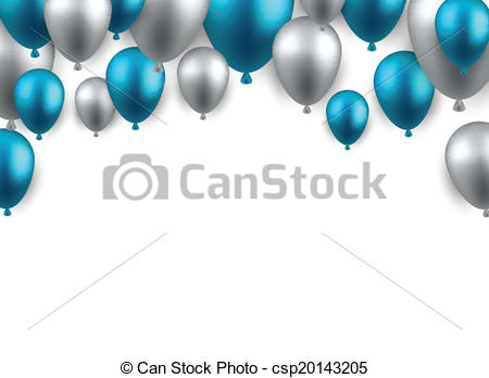 Arch clipart celebration Clipart with blue background background