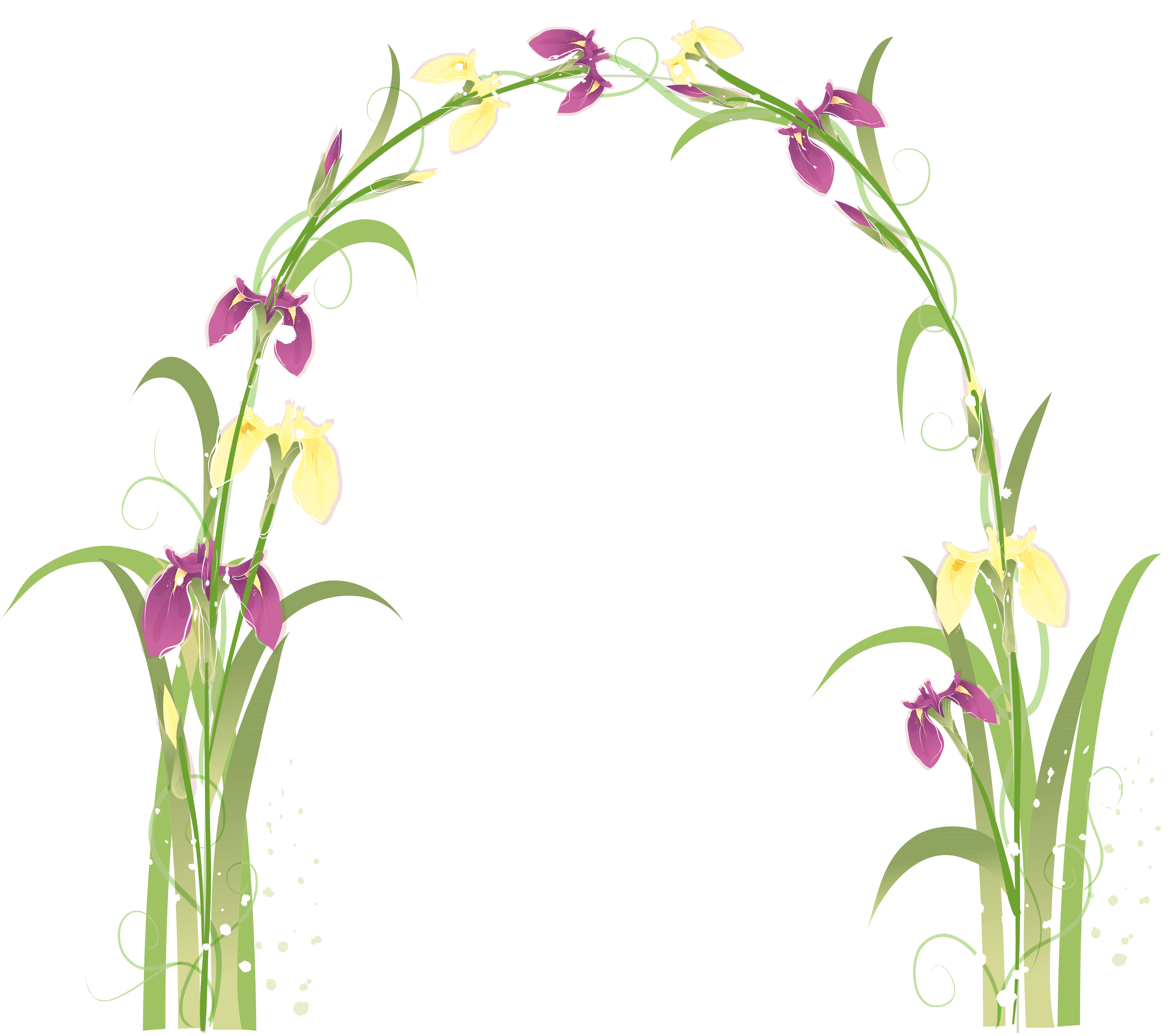 Arch clipart flower arch View full Arch PNG Picture