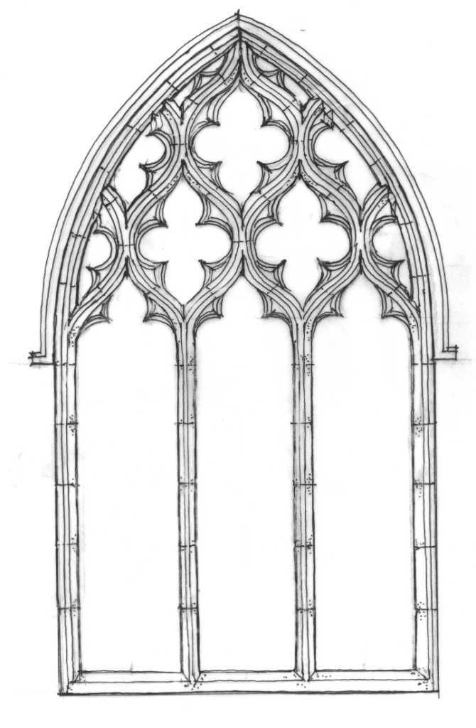Arch clipart gothic Design  Download Free Free