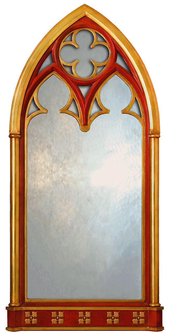 Arch clipart gothic For Bathroom Mirrors Gothic For