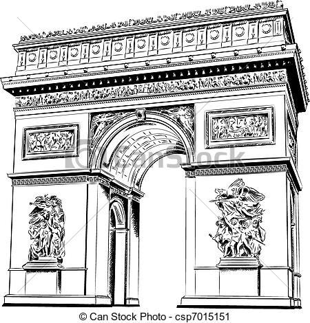 Arch clipart triumph Triumph of white Clip csp7015151