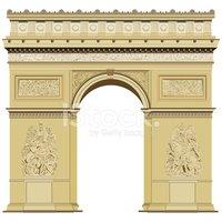 Arch clipart triumph Of Triumph Arch of vectors
