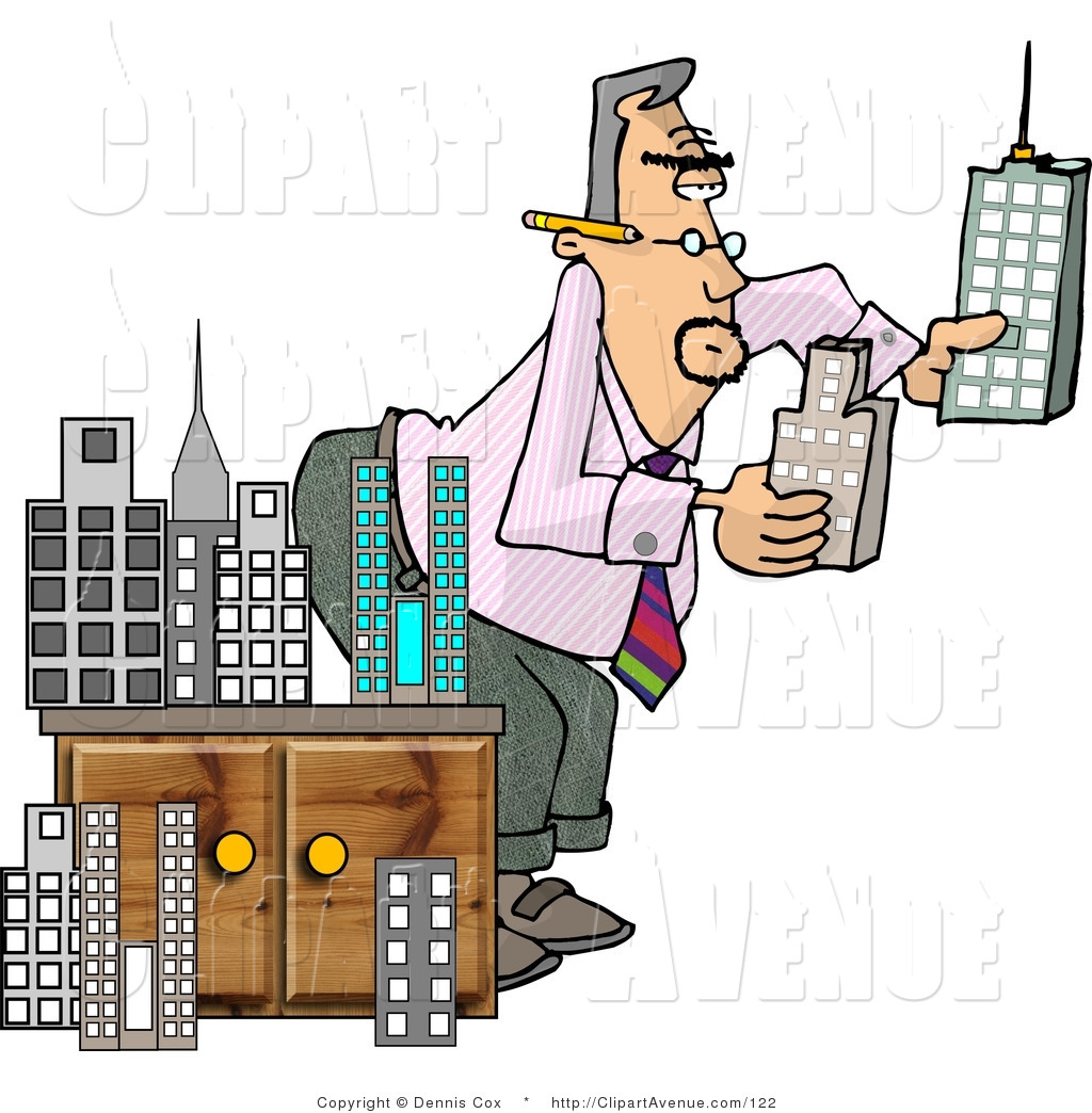 Skyscraper clipart city building Clipart architect%20clipart Images Architecture Free