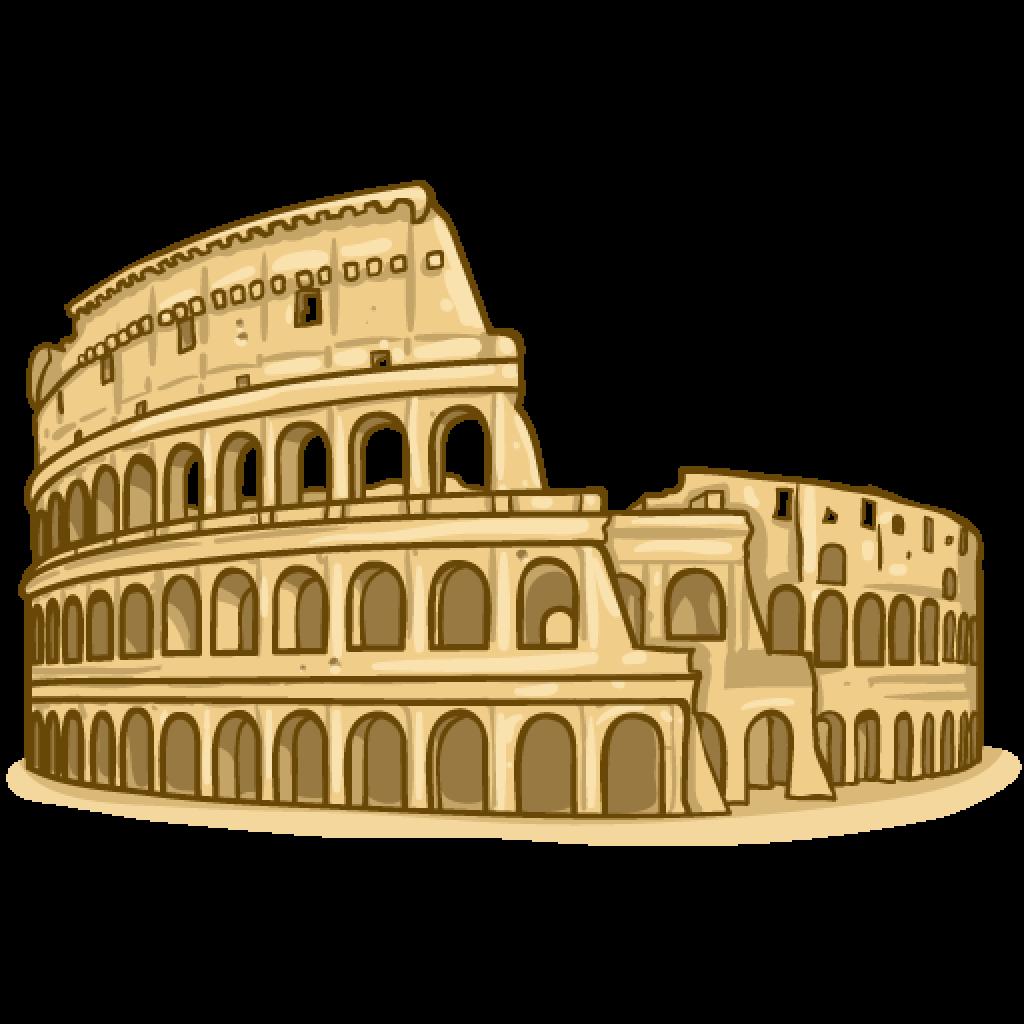 Architecture clipart colosseum Photos Transparent com Free Colosseum