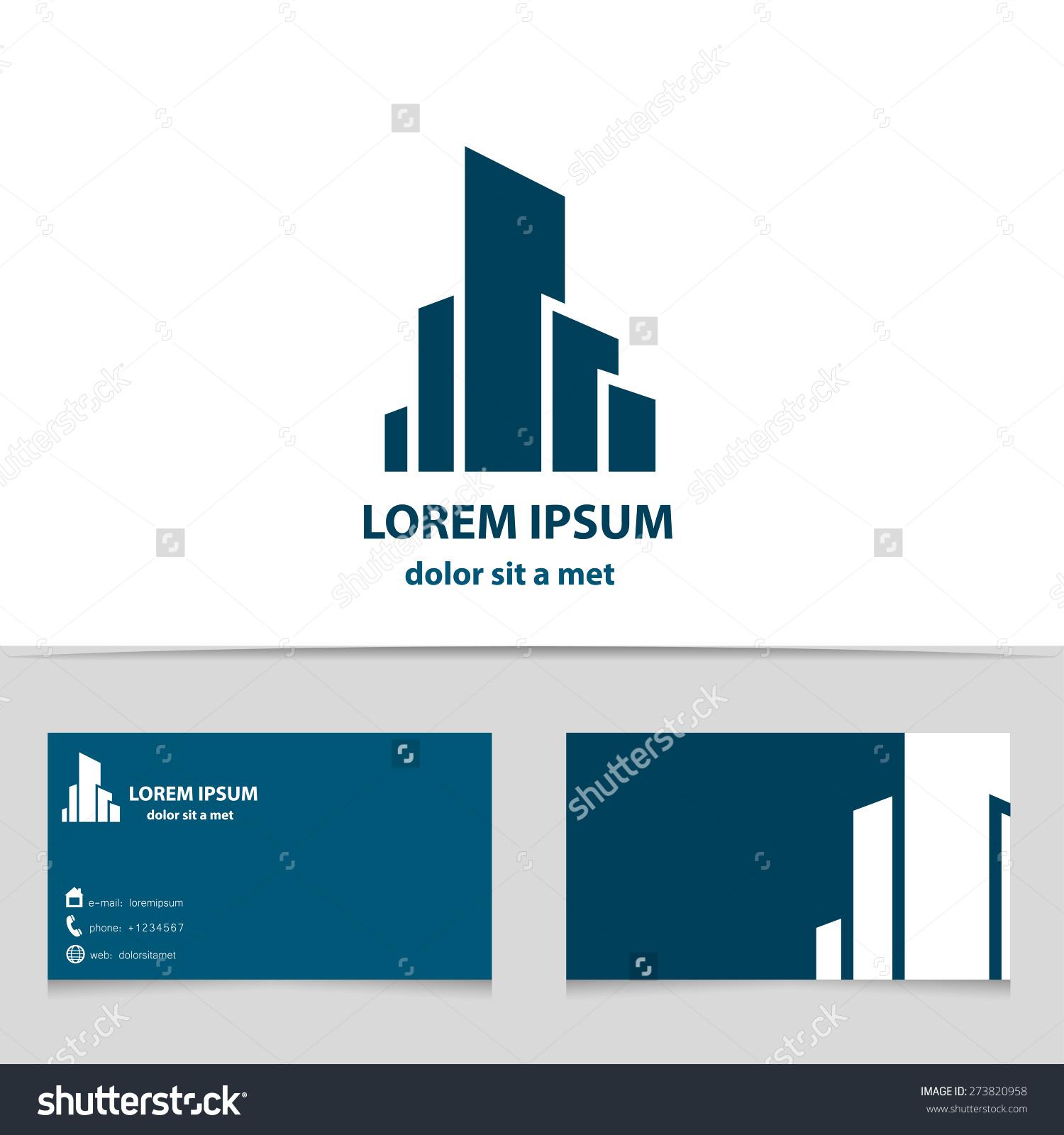 Architecture clipart company building Interior  Save Your Logo