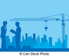 Architecture clipart construction manager · Clipart of area Construction